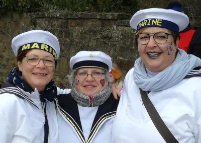 Damendreigestirn / Karnevalsfründe Al-Ersch e.V.